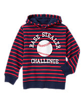 Challenge Hooded Pullover