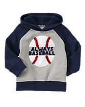 Always Baseball Pullover