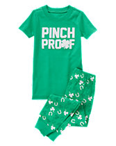 Shamrock 2-Piece Gymmies®