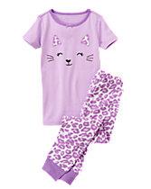 Leopard Two-Piece Gymmies®