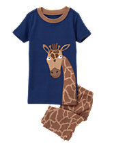 Giraffe Two-Piece Gymmies®