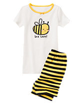 Bee Shortie 2-Piece Gymmies®