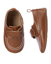 Loafer Crib Shoes