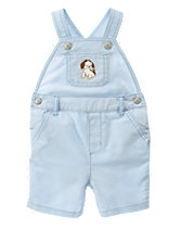 The Poky Little Puppy Overalls