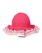 Ruffled Sun Hat