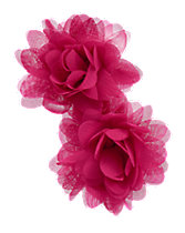 2-Flower French Clip