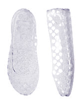 Clear Jelly Flats