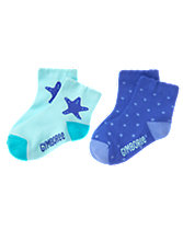 Starfish Socks 2-Pack