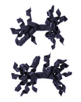 Curly Clips 2-Pack