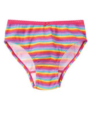 Rainbow Underwear
