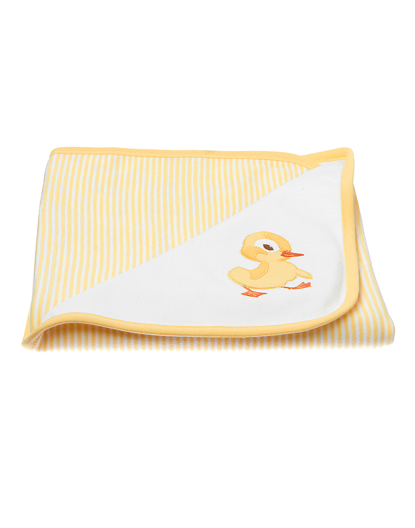 The Fuzzy Duckling Blanket