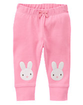 Bunny Pull-On Pants