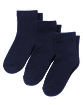 Crew Socks Three-Pack