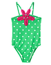Starfish 1-Piece Swimsuit