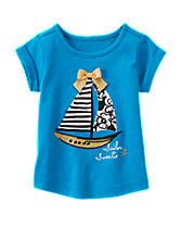 Sailor Sweetie Tee