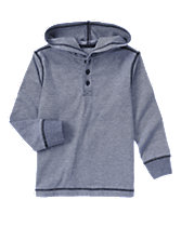 Hooded Henley