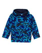gymgo™ Camo Hooded Pullover