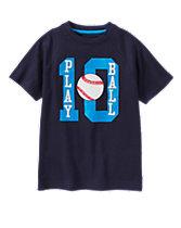 gymgo™ Baseball Tee
