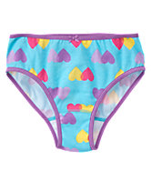 Double Hearts Underwear