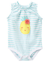 Pineapple Bodysuit