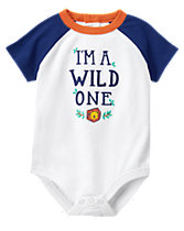 Wild One Bodysuit