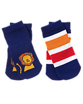 Safari Socks 2-Pack