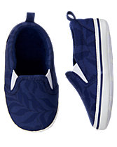 Slip-On Crib Shoes
