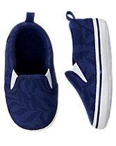 Slip-On Crib Shoes