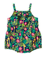 Tropical One-Piece