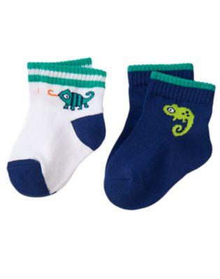 Chameleon Socks