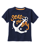 Seas the Day Tee