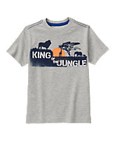 Jungle King Tee