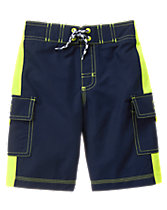 Neon Board Shorts