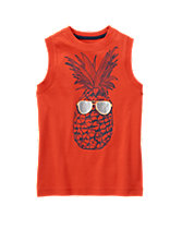 Cool Pineapple Tank