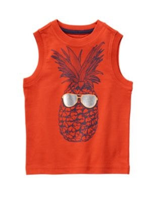 Cool Pineapple Tank