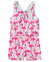 Flamingo Romper