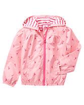 Flamingo Windbreaker