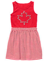 Maple Leaf Dress