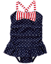 Star 1-Piece Swimsuit
