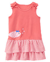 Fish Friend Dress