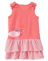Fish Friend Dress