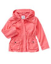 Ruffle Jacket