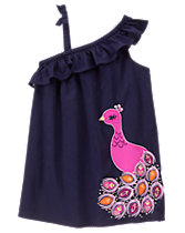 Peacock Dress