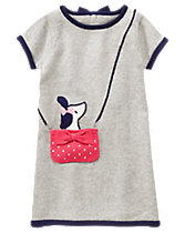 Pup In Purse Knit Dress