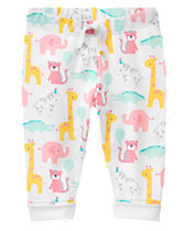 Animal Party Leggings