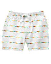 Pennant Shorts