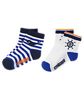 Sailing Socks Two-Pack