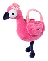 Flamingo Plush Purse
