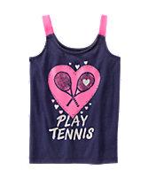 gymgo™ Play Tennis Tank