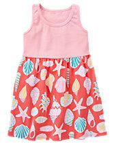Seashell Dress